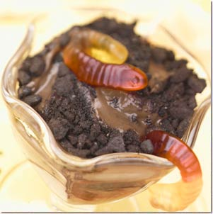 Worms & Dirt Pudding